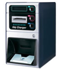 Rakuten Edy money charge